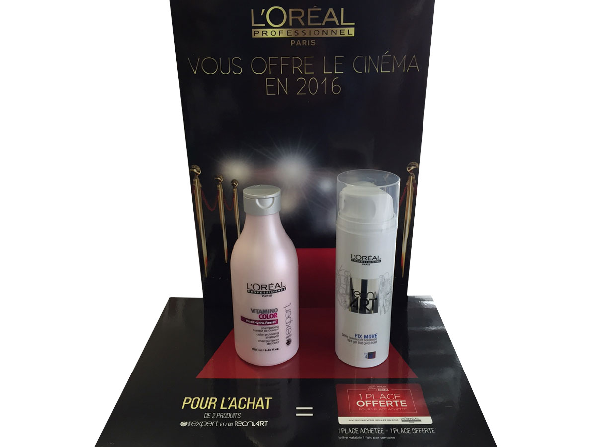 Shampooing L'OREAL Délicate Color Et Masque Soin Absolut Repair Lipidium